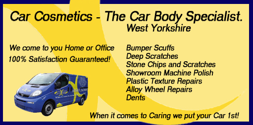 Car Cosmetics - The Car Body Specialist
