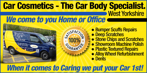 Mobile Car Body Repairs in Leeds