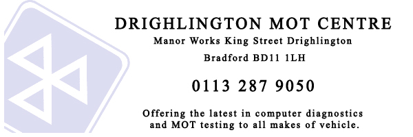 Drighlington Mot Centre
