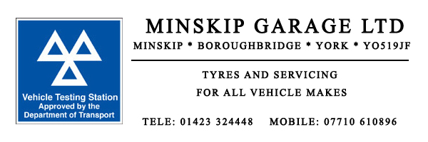 Minskip Garage Ltd