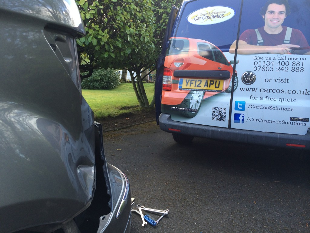 Car Cosmetic Repair Leeds