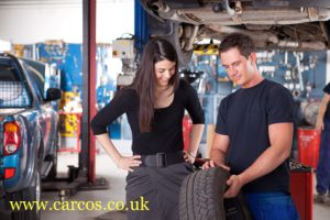 change my tyres and why