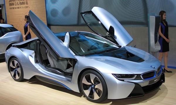 BMW I Review - 2013 bmw i8