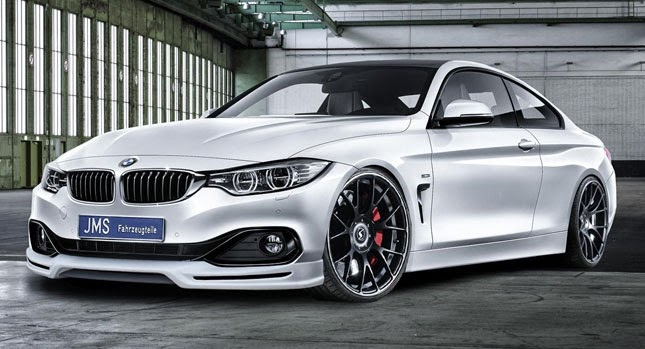 Bmw series 4 coupe review