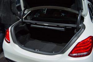 Mercedes C-Class Boot Space