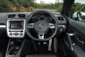 VW Scirocco Interior