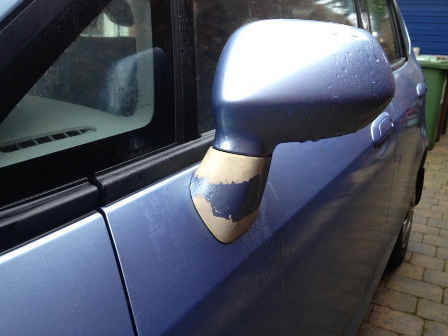 Wing Mirror Repair
