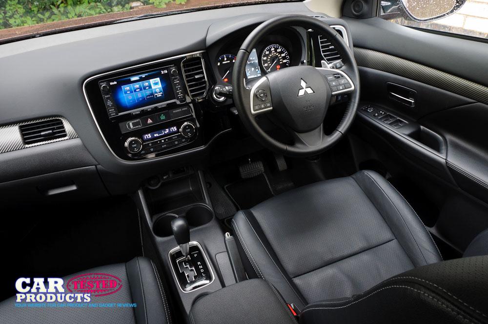 Mitsubishi outlander 2014 review - Mitsubishi outlander 2014 interior ...