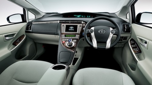 Toyota Prius 2014 Review