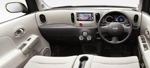 Nissan Cube Interior
