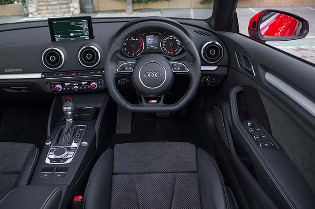 Audi A3 UK Car Review