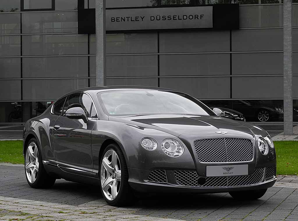 bentley continental gt uk car review. Black Bedroom Furniture Sets. Home Design Ideas