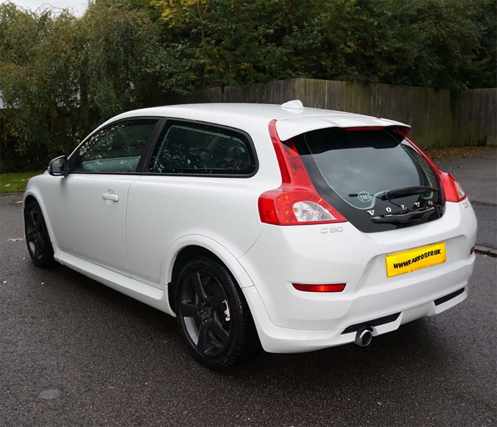 Volvo C30 UK Car Review • Car Cosmetics - Leeds West Yorkshire