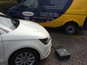 Car Body Repairs in Mirfield