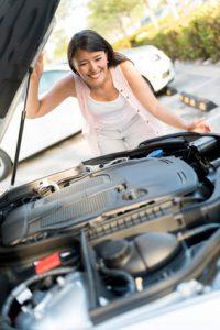 How to Open a Car Bonnet
