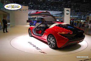 Quant F Concept Car