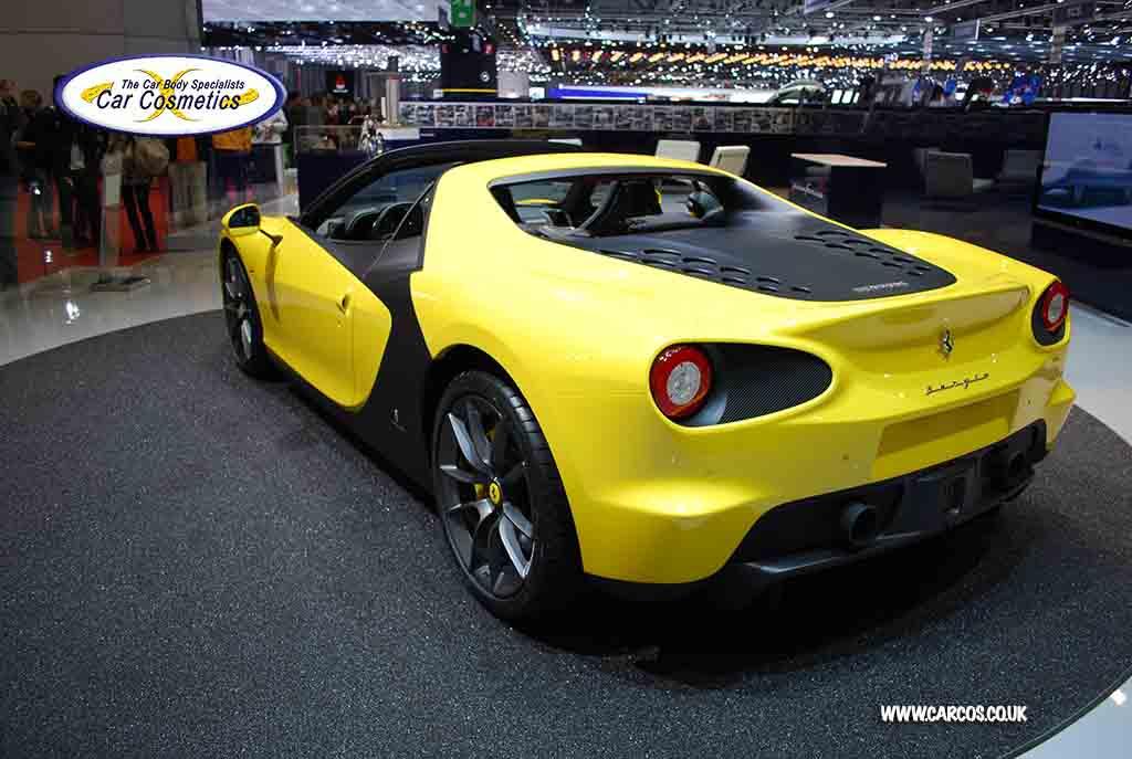 Alfa Romeo 4C >> Pininfarina Ferrari Sergio • Car Cosmetics - Leeds West ...