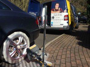 Car Body Repair in Huddersfield