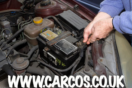 When Changing A Car Battery Which Terminal First