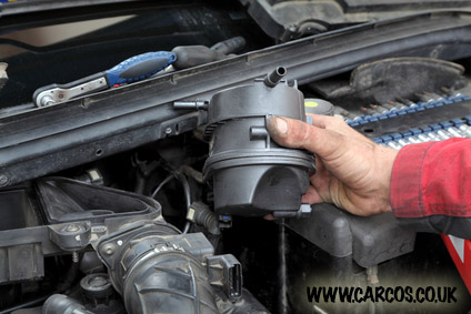 How To Change a Fuel Filter • Car Cosmetics - Leeds West ...