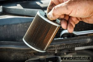 how to change a fuel filter