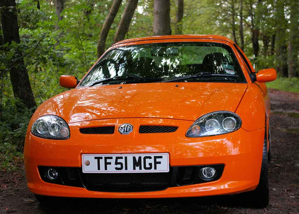 2007 marks the beginning of a new chapter for mg as its new owner brought it back from the dead on the 4th of september 2008 the limited edition mg tf