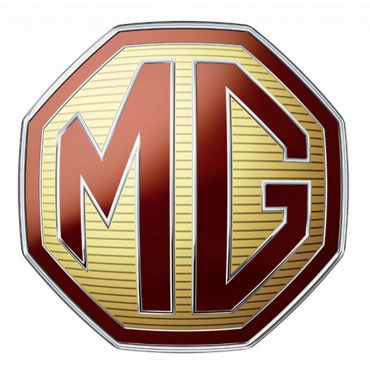Auto Manufacturer Symbols >> The History of MG Cars