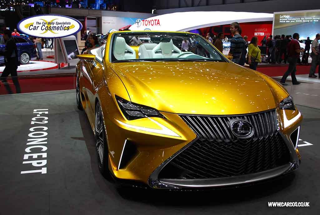 Lexus LF C2