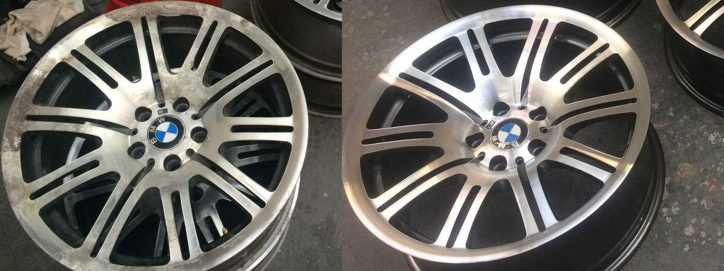 Best Way To Paint Alloy Wheels