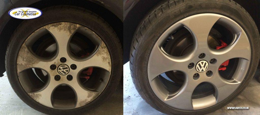 Powder Coating Car Wheels Cost