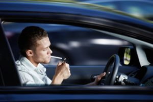 Car Smoking Ban