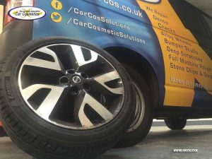 Alloy Wheel Repair Costs