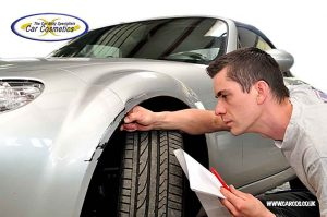 Car Body Repair Costs