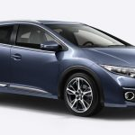 Best MPG Cars - Honda Civic Tourer