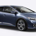 Best MPG Cars - Honda Civic Tourer