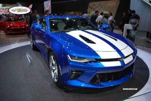 Camaro V8 Coupe 2016