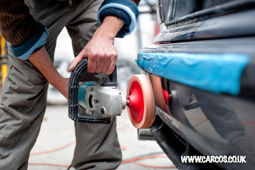 car polish and t-cut