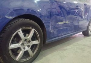 Collision Repairs in Leeds