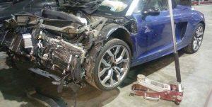 Collision Repairs in Leeds