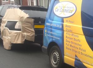 car body repairs wakefield