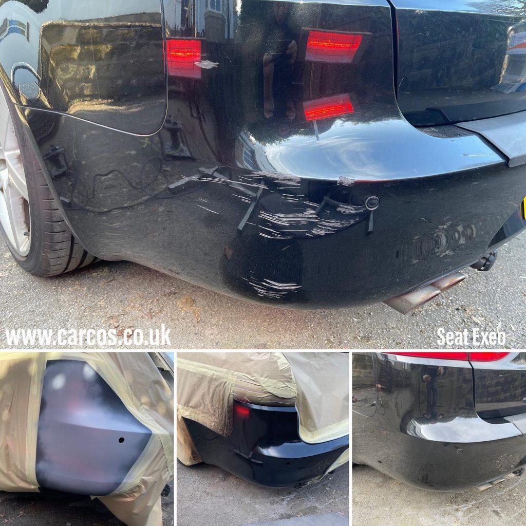 Mobile Car Scratch Repairs